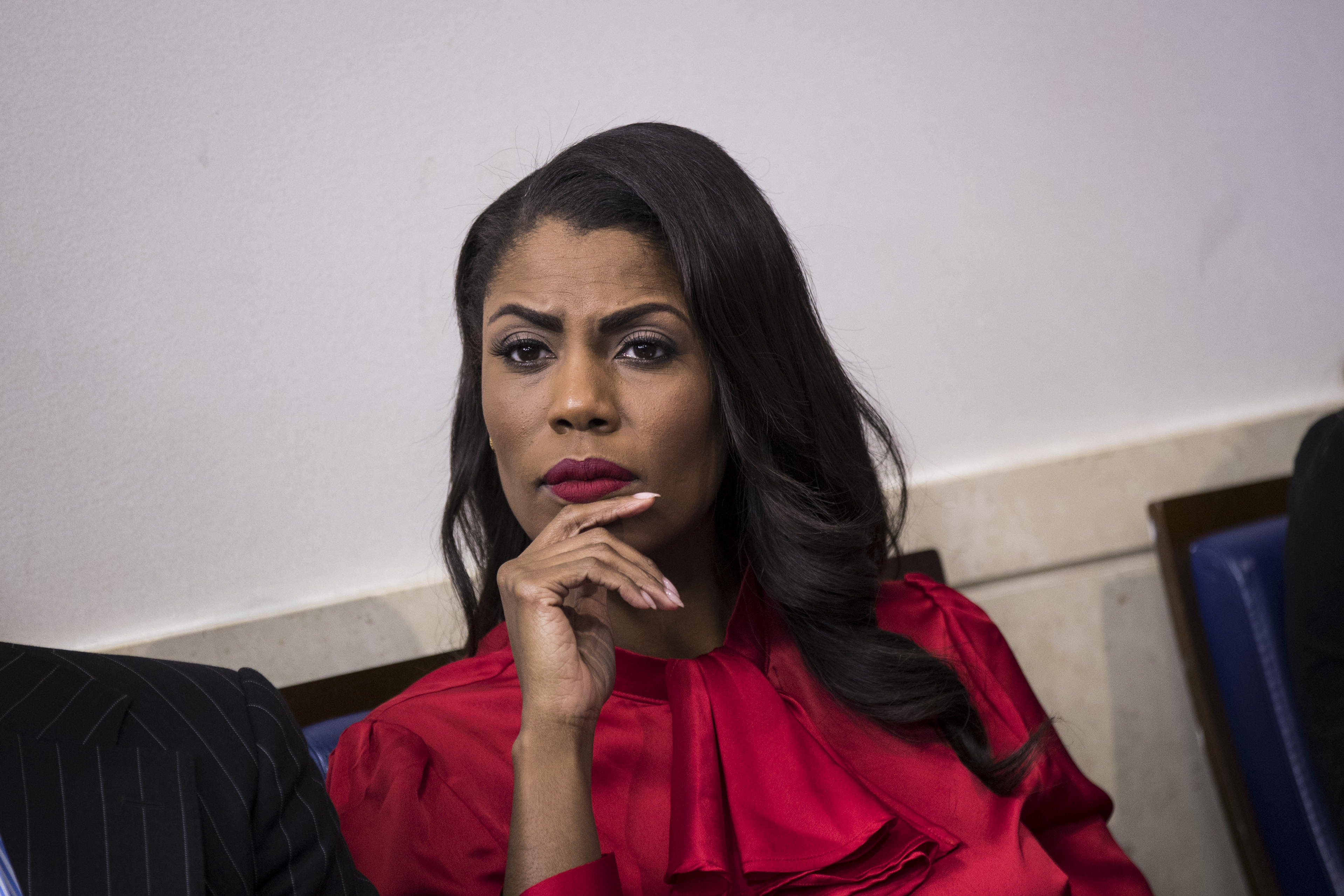 Omarosa Secretly Recorded Trump At White House, Played Them For Others