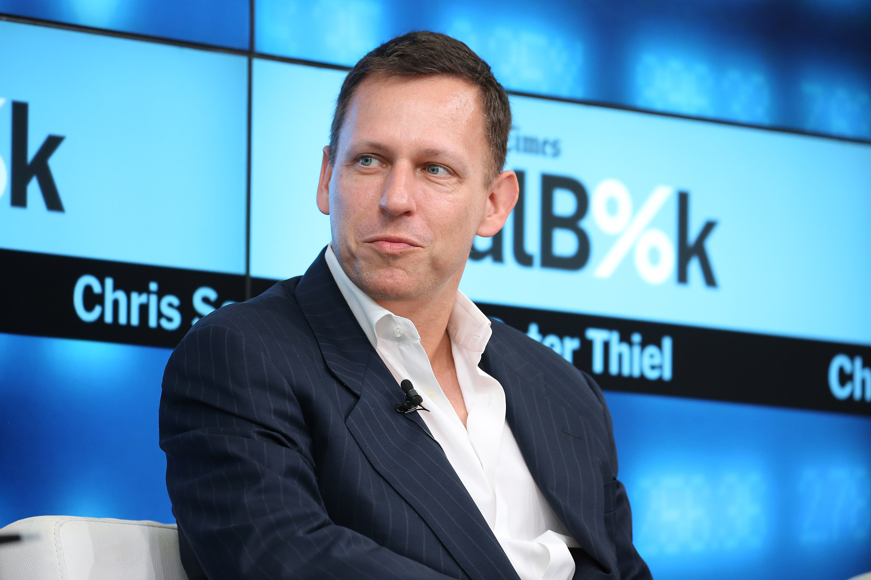 Peter Thiel is Leaving Silicon Valley Over Intolerance to Conservatism