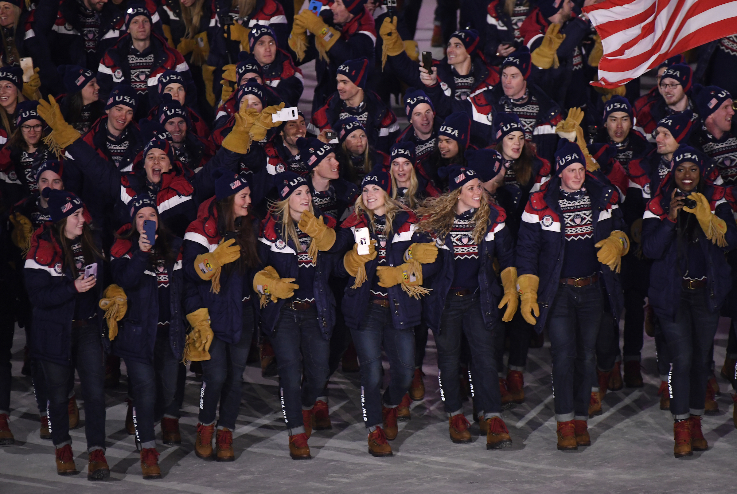 Team USA's Disappointing Pyeongchang Performance