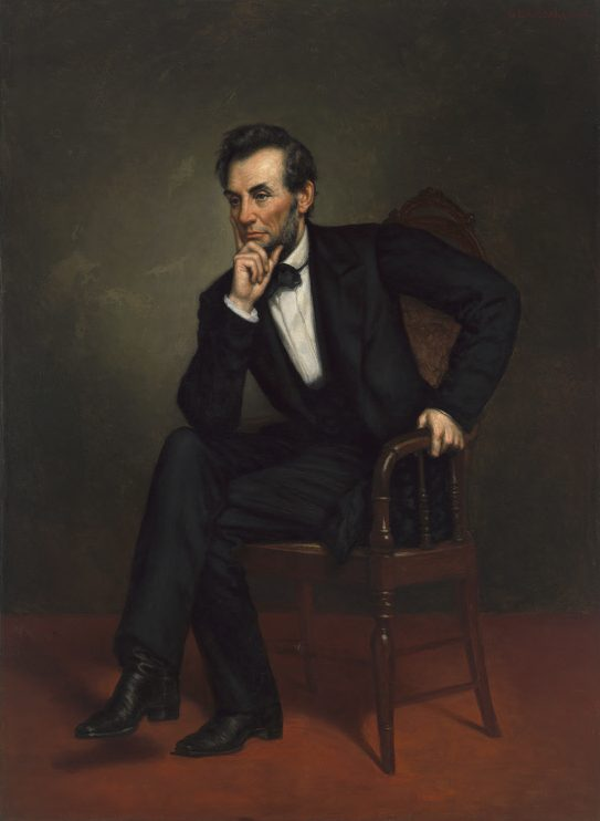 A Look At The National Portrait Gallery S Presidential