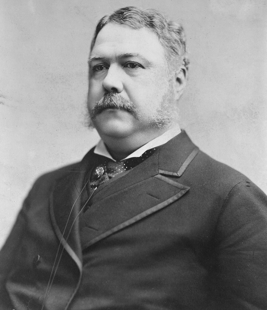 Science Tells Us That Chester A. Arthur is the Most Forgotten U.S. President