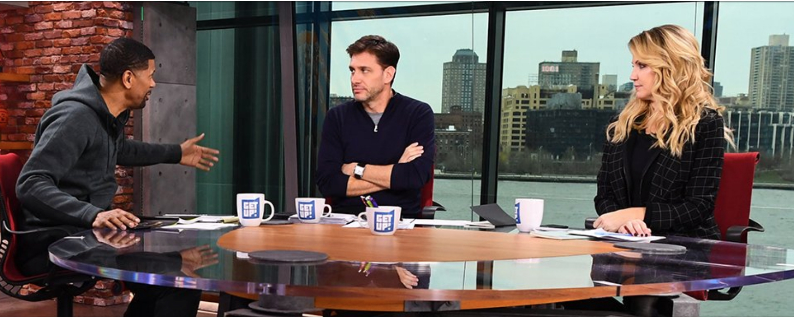 Ratings Way Down for ESPN's New Morning Show