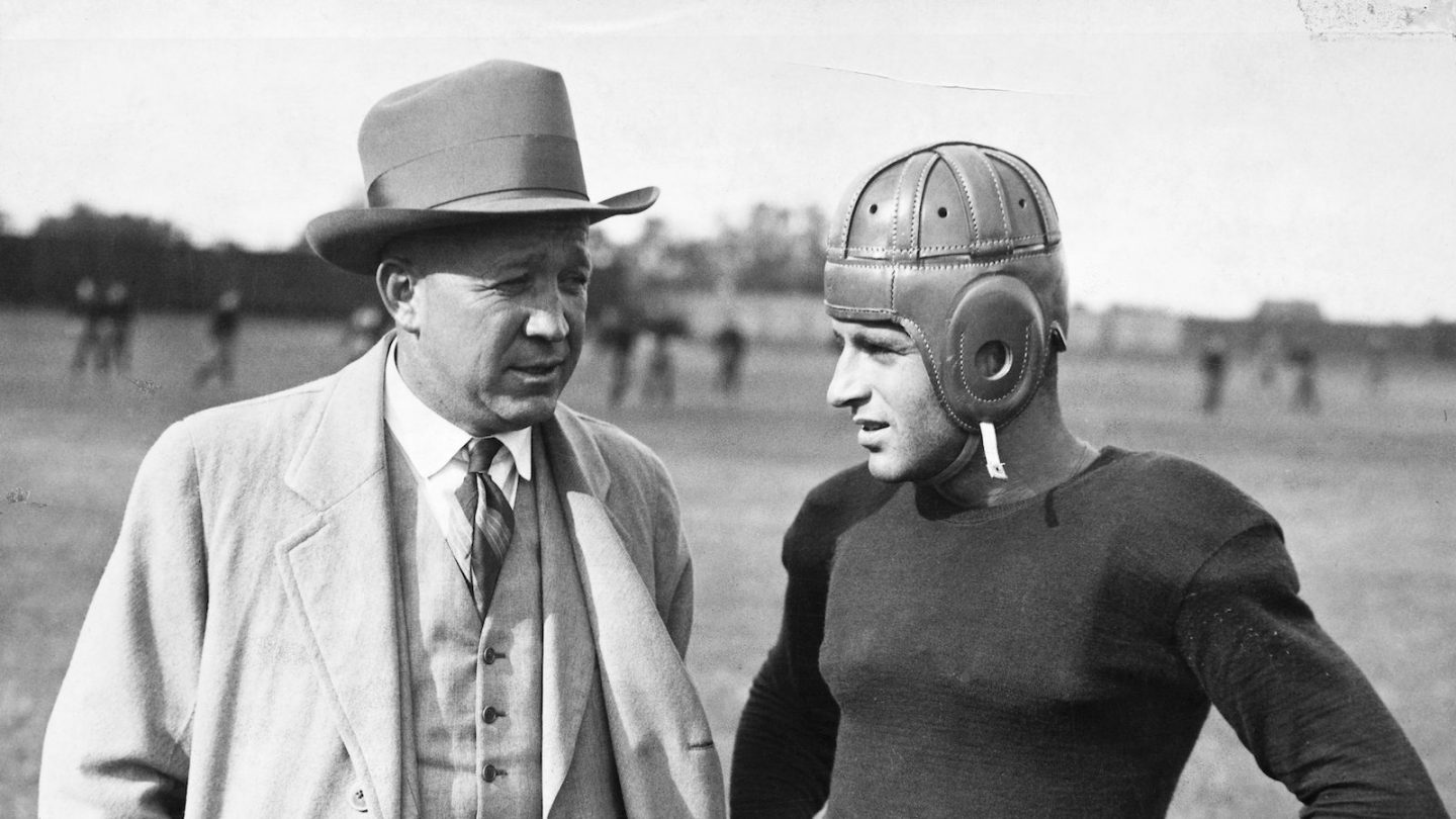 b68ed18b5 Knute Rockne  How a Norwegian Became Essential to Irish Americans