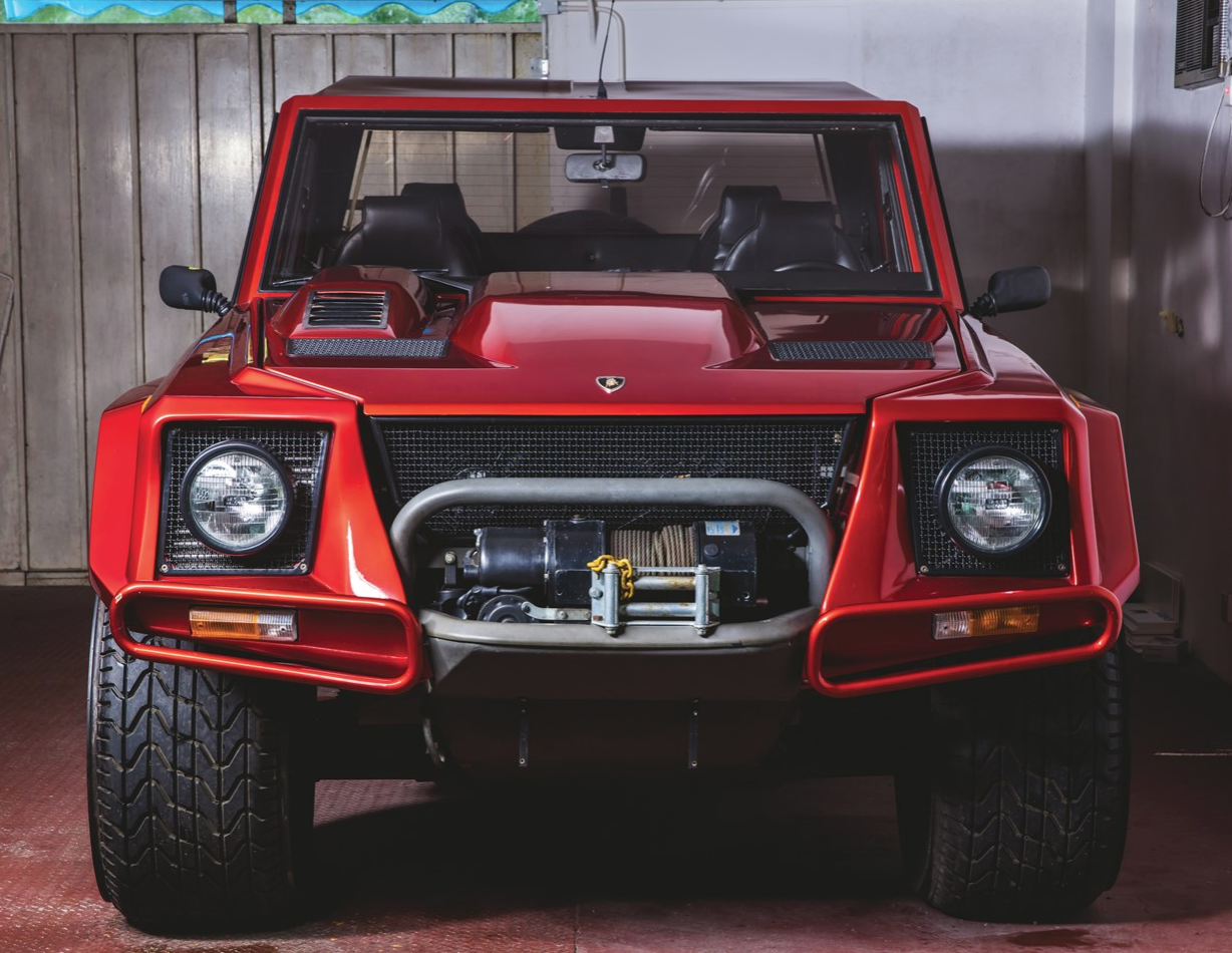 The Rambo Lambo The Outrageous Must Have Luxury Suv Of