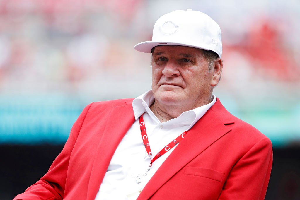Pete Rose's Estranged Wife Says the Hit King Is Still a Big-Time Gambler