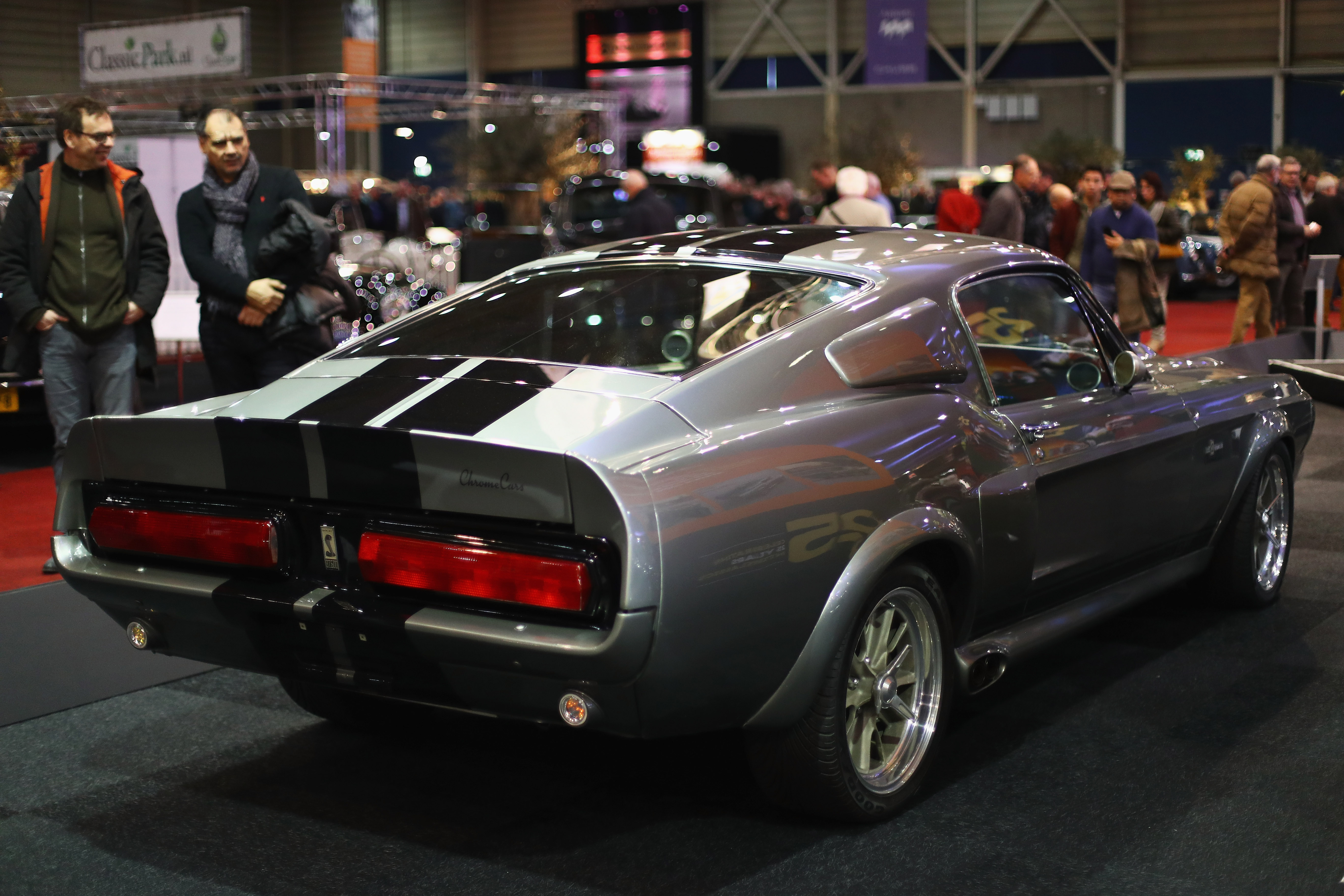 1967 Shelby Gt500 Eleanor >> Here's Your Chance to Take Eleanor from 'Gone in 60 Seconds' on a Date