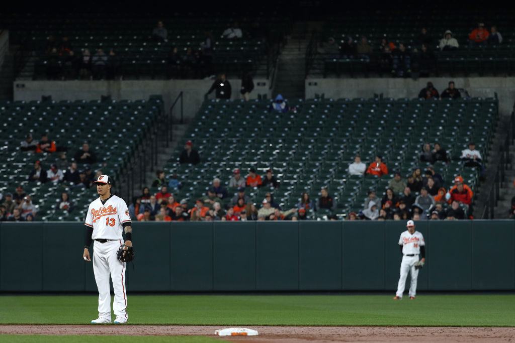 MLB, We Have an Attendance Problem