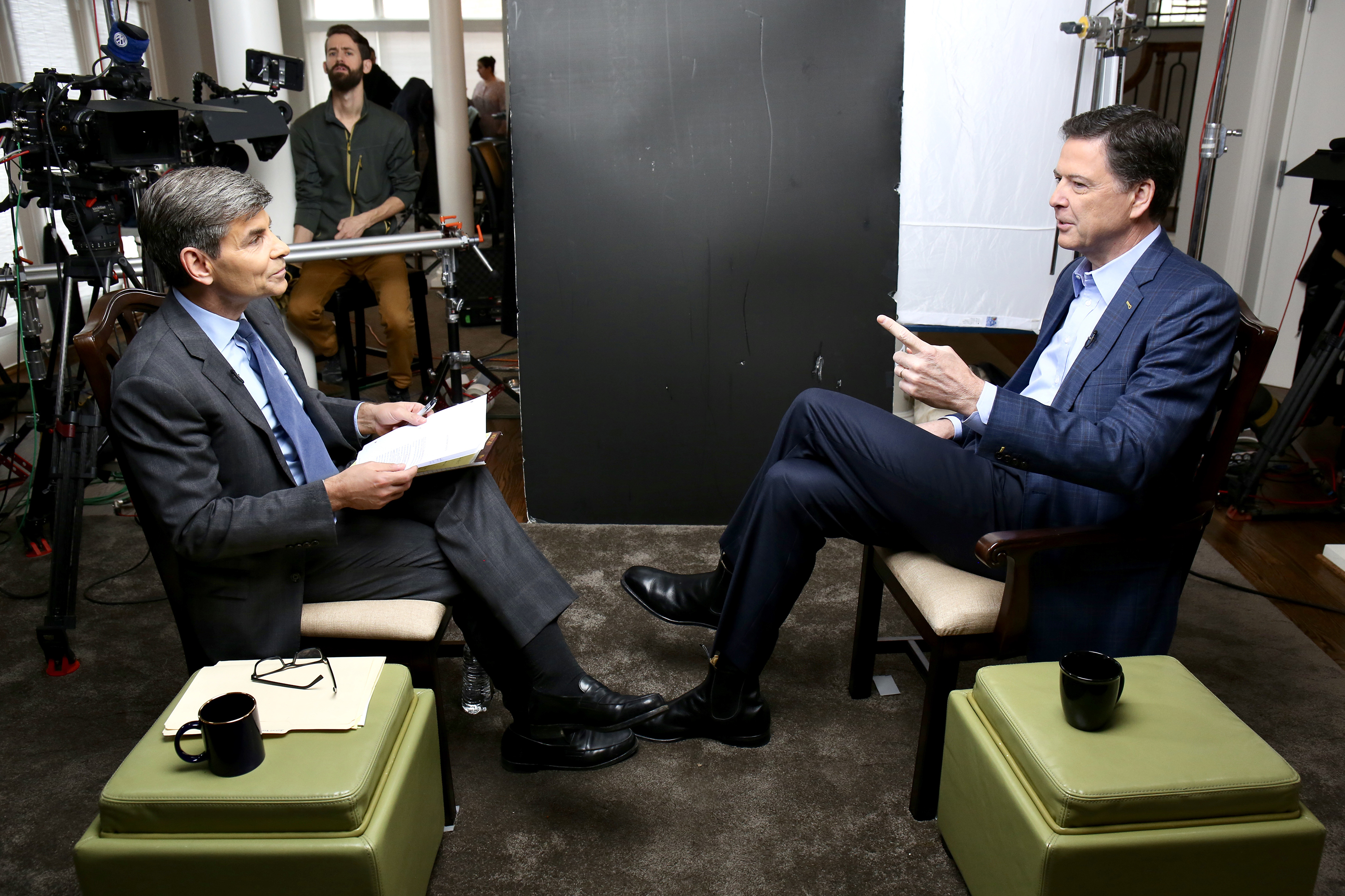 FBI Insiders Furious After James Comey's ABC Interview
