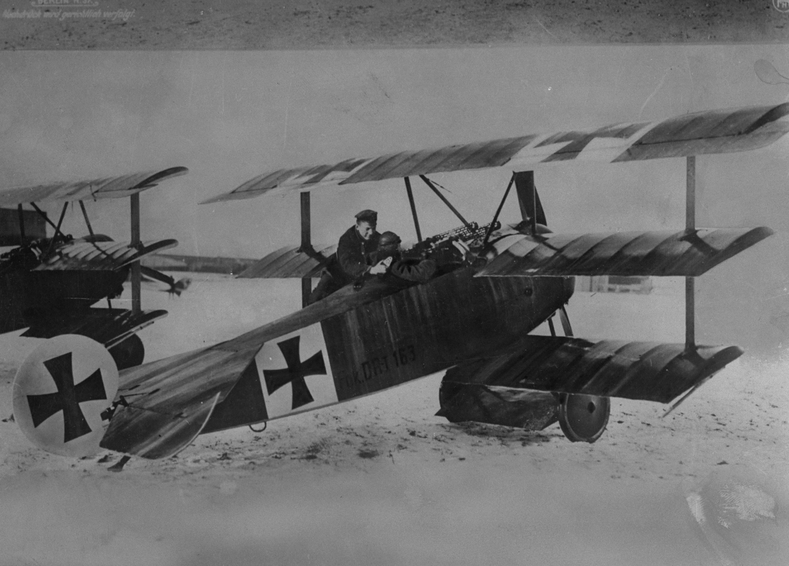 The Real Red Baron