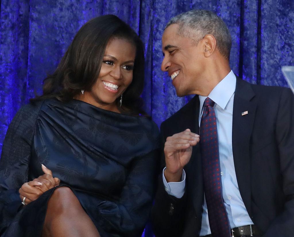 Barack and Michelle Obama Strike Unique Netflix Deal
