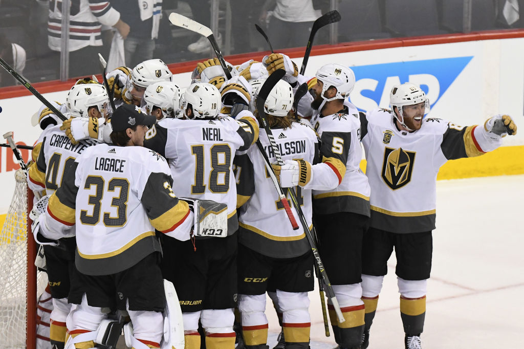 Vegas Beats the Odds to Advance to Stanley Cup Final