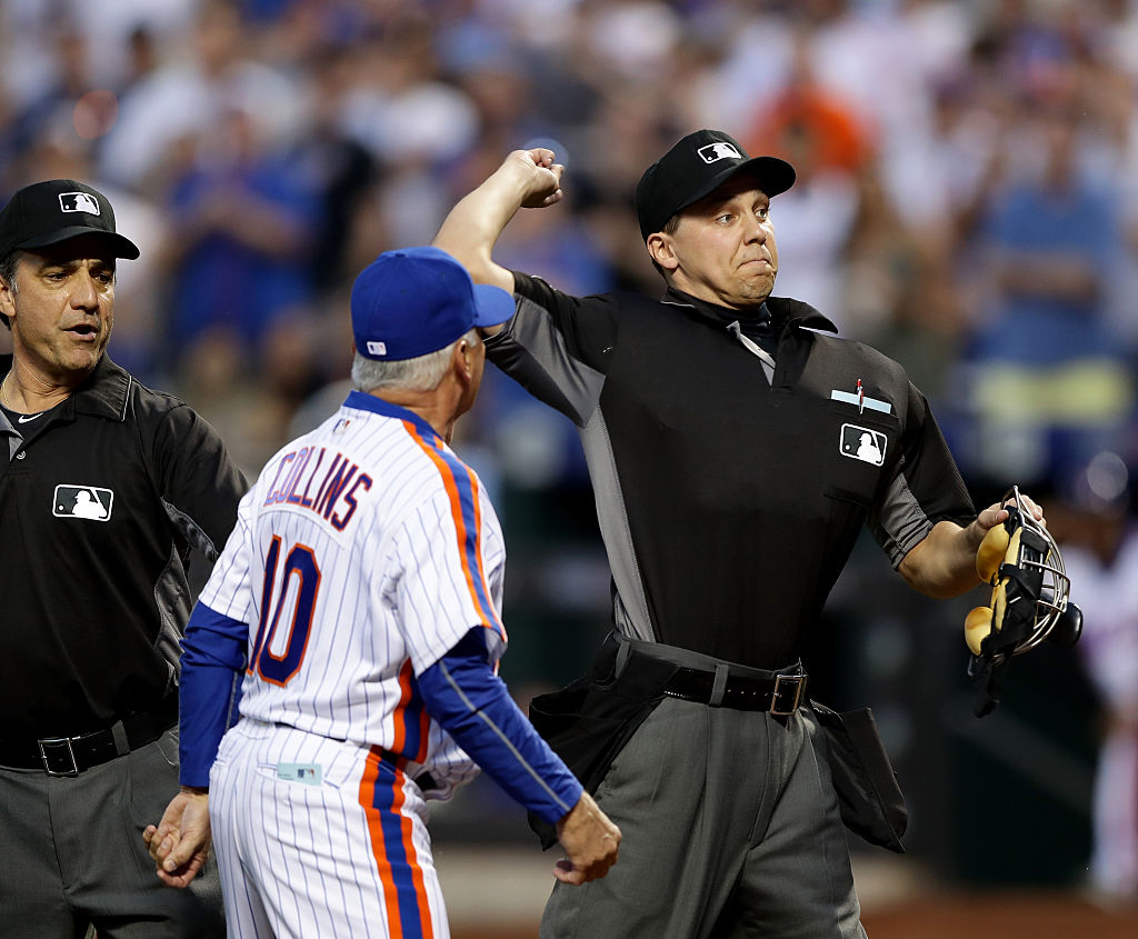 Rare, Behind the Scenes Audio of a Manager-Umpire Screaming Match