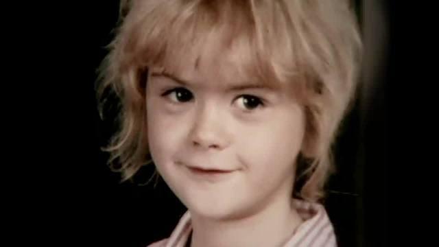 April Tinsley, age 8