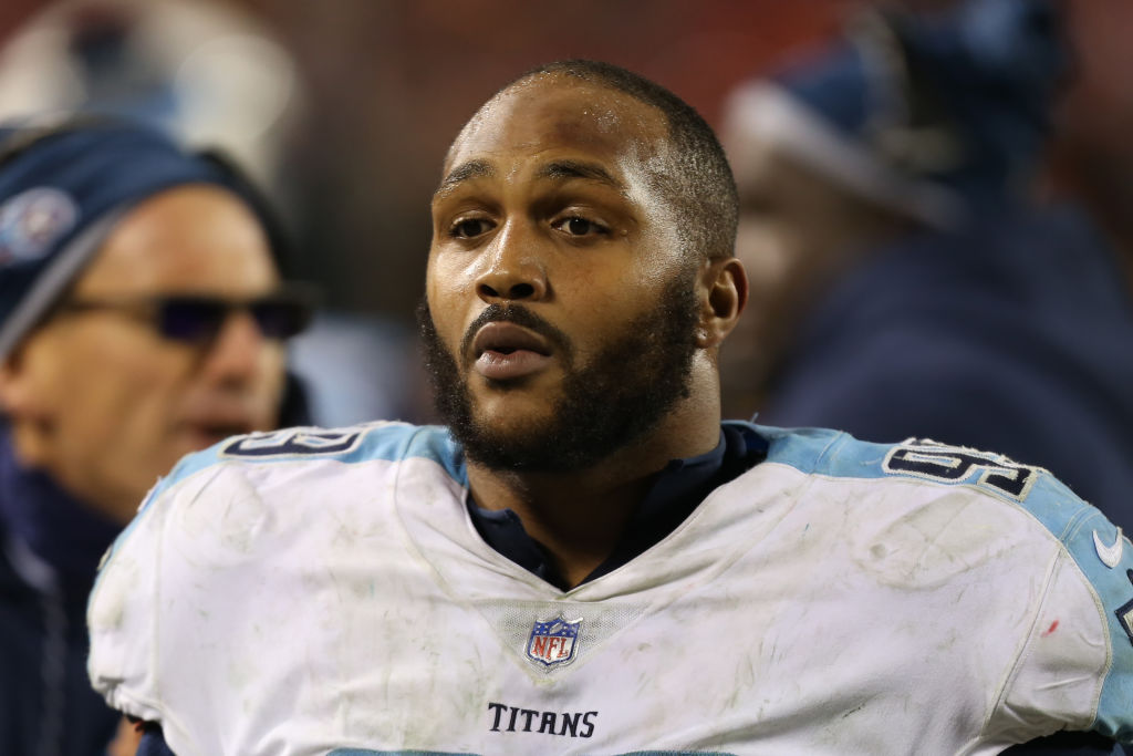 Titans Player Says He ll Pay Fine and Continue NFL Anthem Protests 14f24cc82