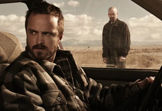 "A ""Breaking Bad"" Movie Is Coming To Netflix"