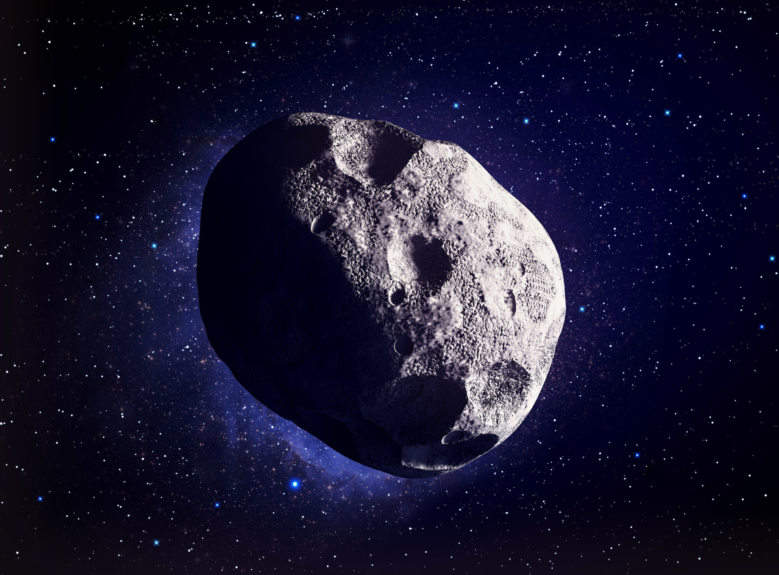 NASA Is Going To Try To Knock An Asteroid Off Course To ...