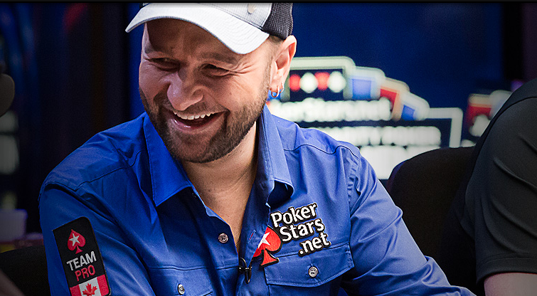 Ten Questions With Poker Hall of Famer Daniel Negreanu