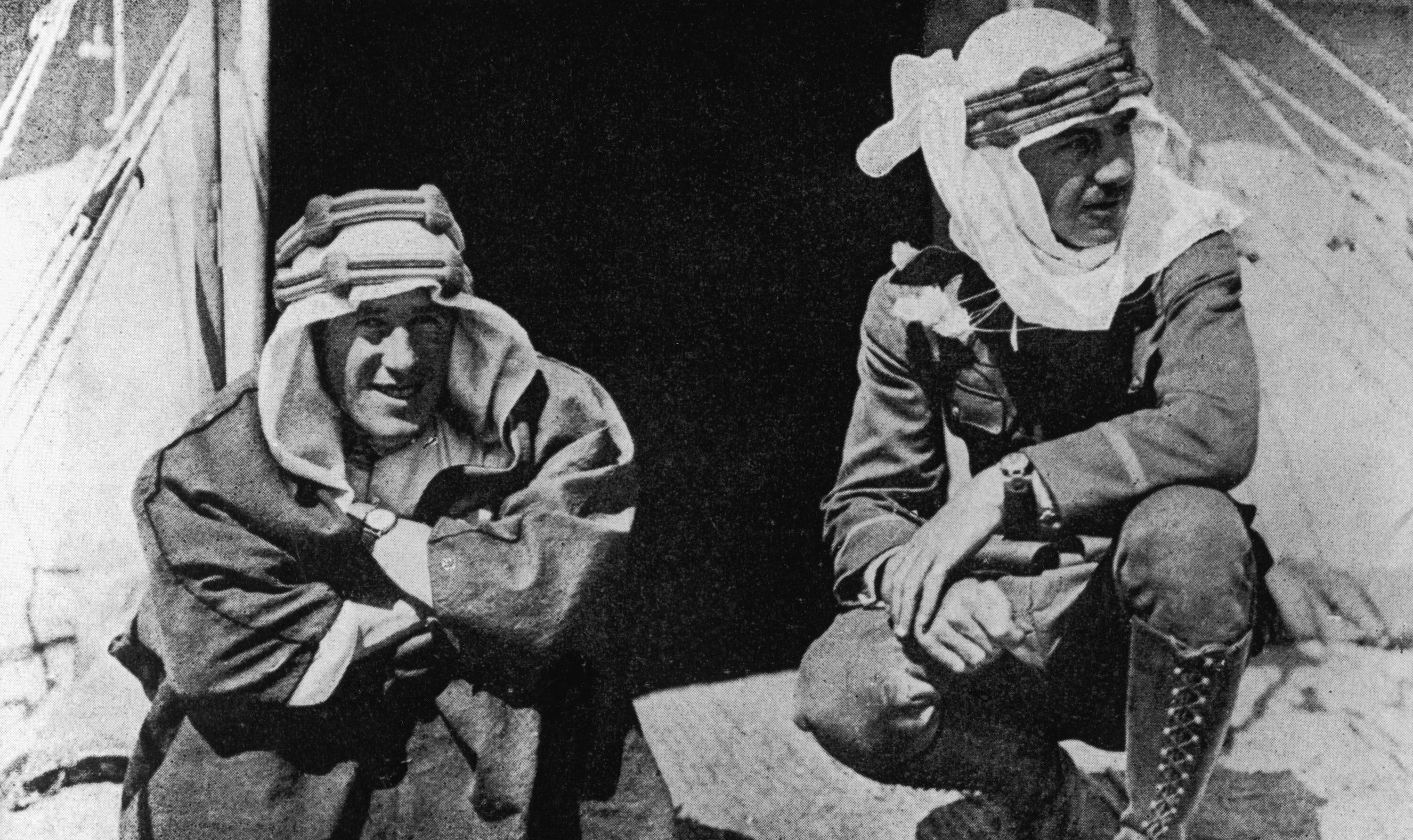 T.E. Lawrence Foresaw the Middle East's Problems (But No One Listened)