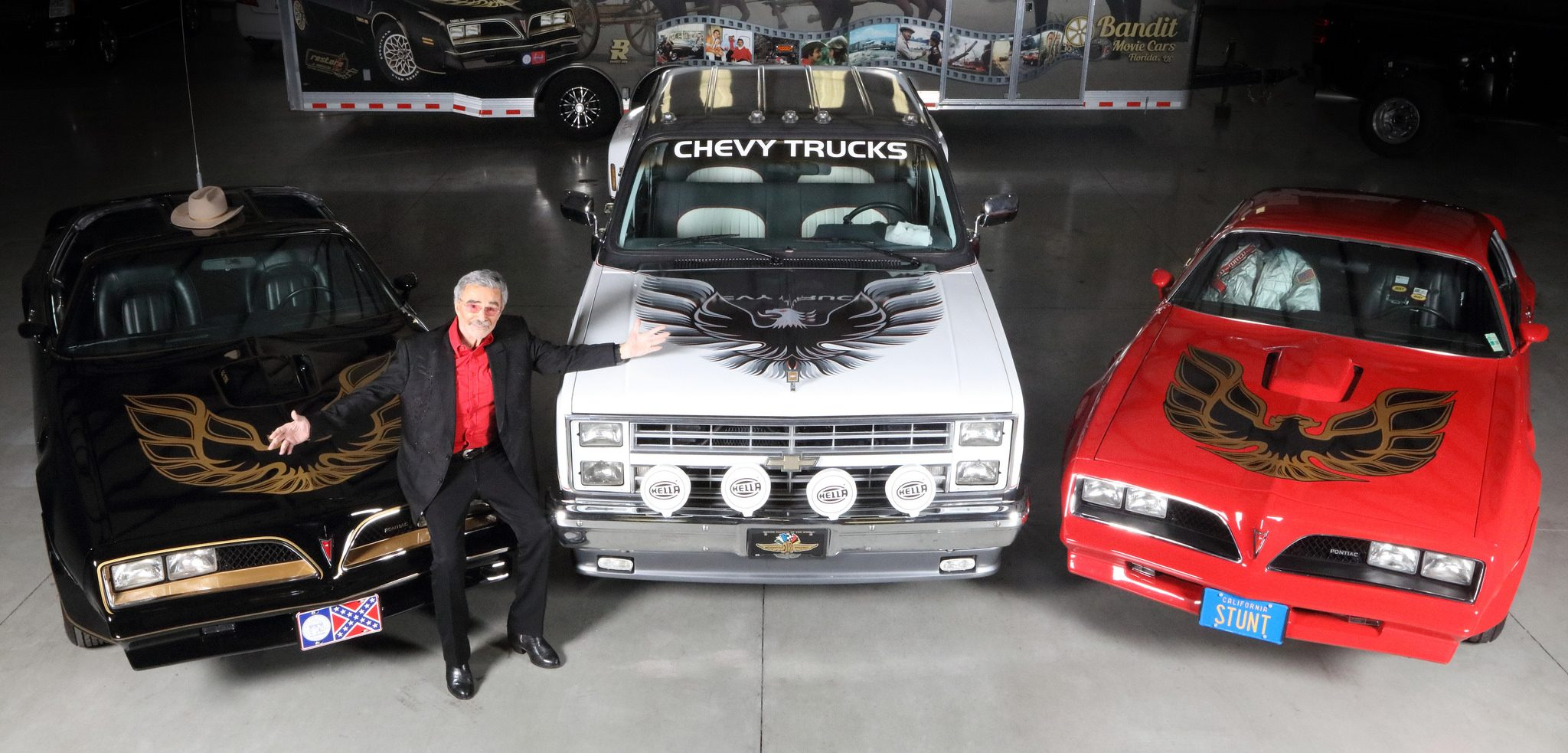 The Last Cars From Burt Reynolds' Personal Collection Could Be Yours