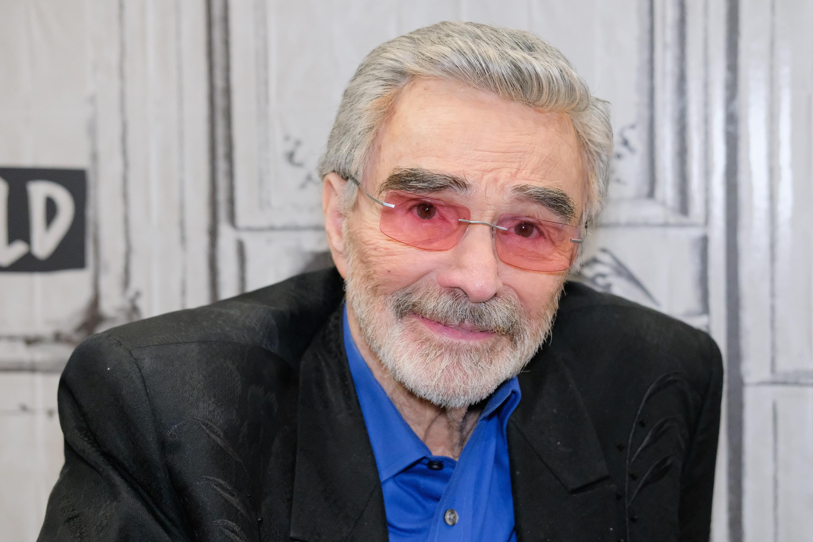 Burt Reynolds Cause of Death: How Did the Actor Die ...  |Burt Reynolds Death