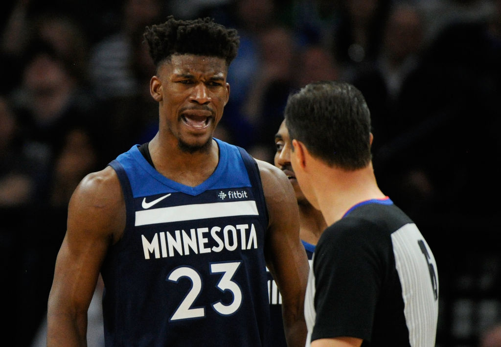 Report: NBA Star Jimmy Butler Requests Trade Away From Minnesota Timberwolves