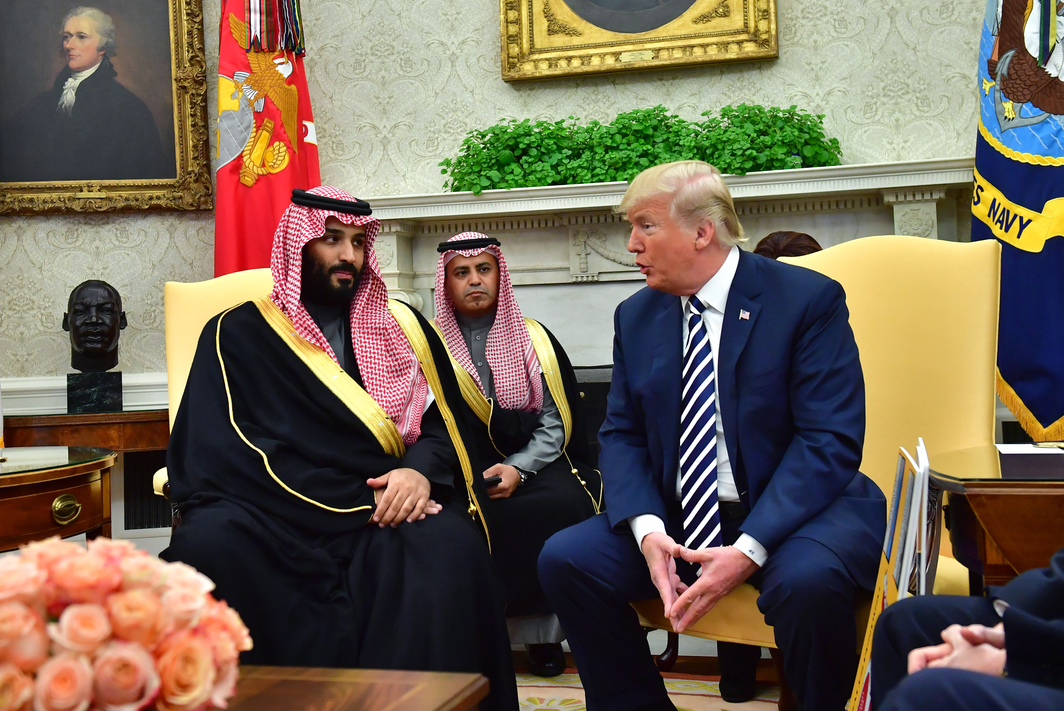 Fox News Research Responds to Trump Saudi Arabia Business Denials