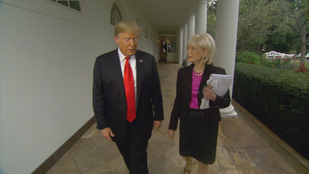 """Trump Successfully Dominates """"60 Minutes"""" Interview"""