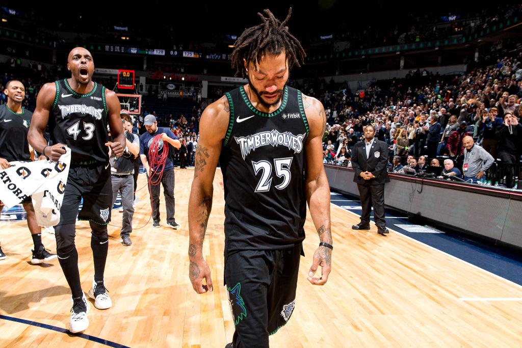 Utah Jazz v Minnesota Timberwolves 507fe3164