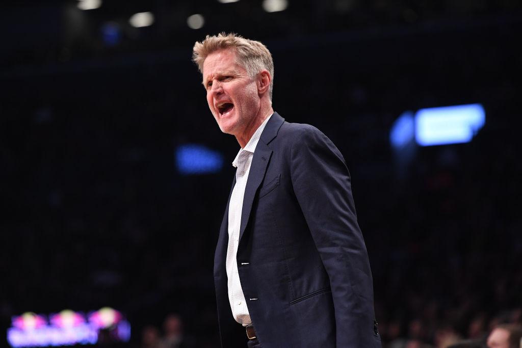 """Steve Kerr: Reeling Warriors Now in """"Real NBA"""" After Years of Dream Seasons"""