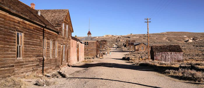 How Ghost Towns of California's Past Can Help Us Understand the Present