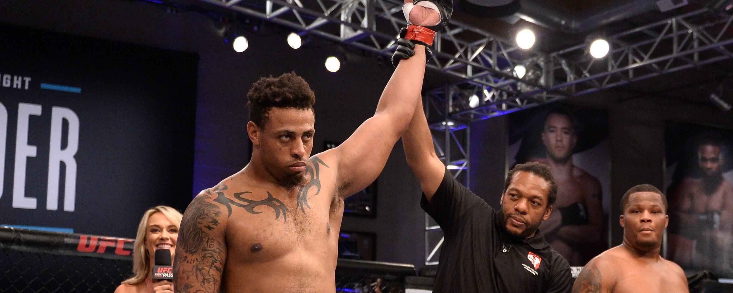 UFC Made Big Mistake Putting Greg Hardy on Same Card as Domestic Abuse Survivor