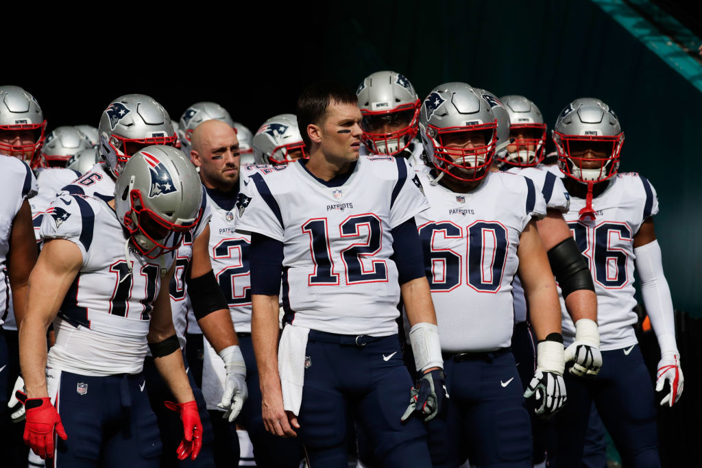 """Is Patriots' Locker Room in Trouble After """"Miracle in Miami""""?"""