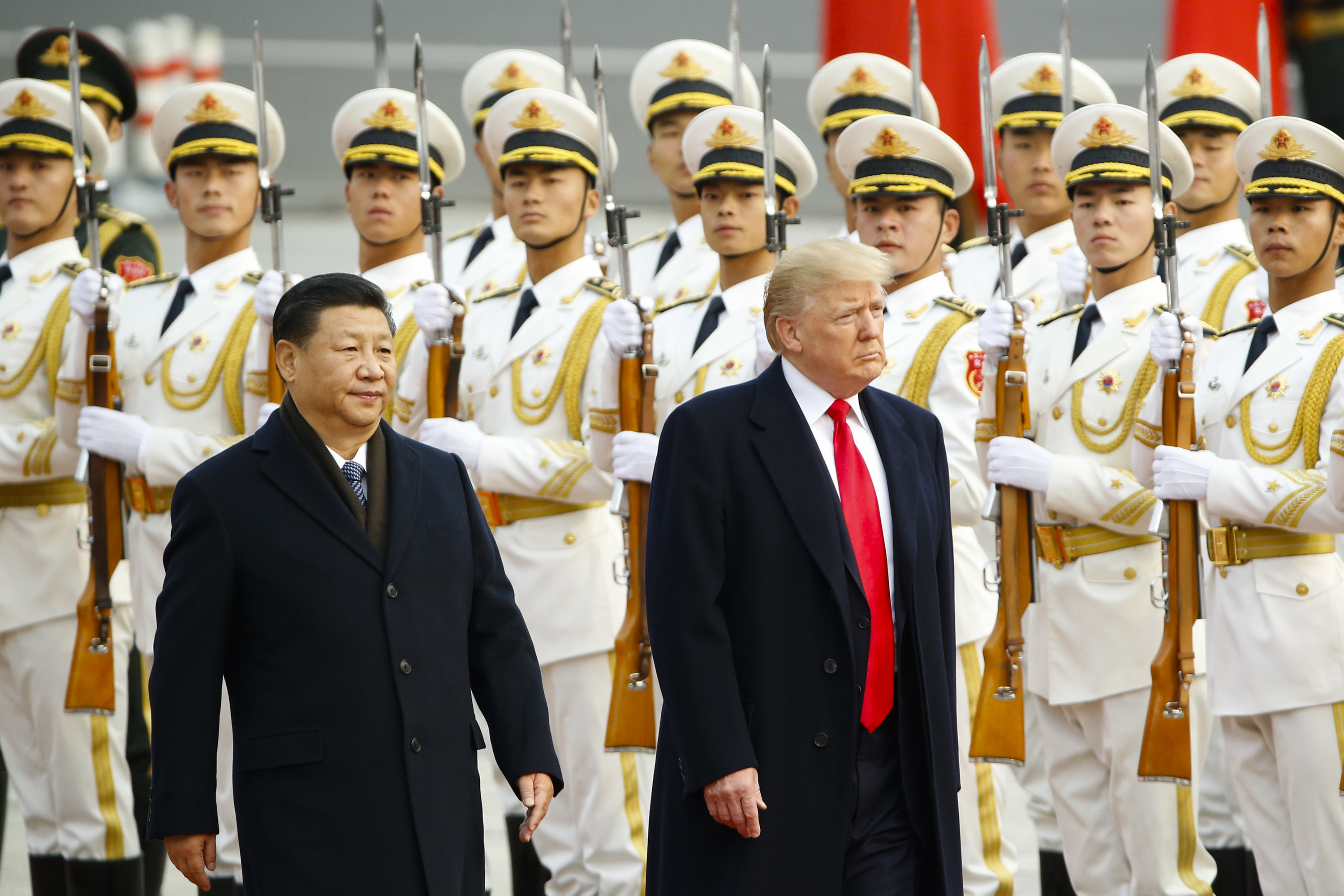 In This Corner: Donald Trump's China Trade War Is Not About Trade