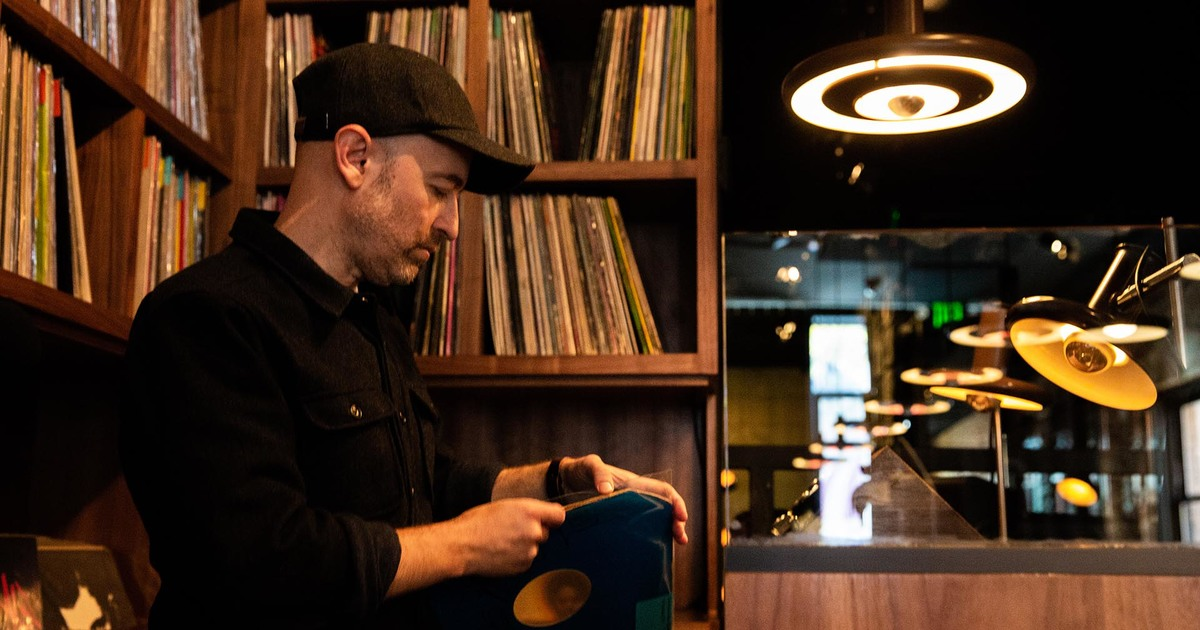 The Art of Collecting Records, According to an Expert with 100K of Them