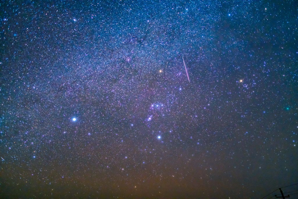 A Fake Meteor Shower Could Be Coming to a Sky Near You