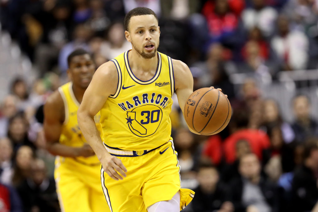 Steph Curry's First Film Project Examines Aftermath of Charleston Church Shooting