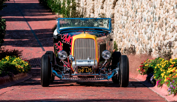 Meet the '32 Ford Roadster That Made Hot Rods Cool