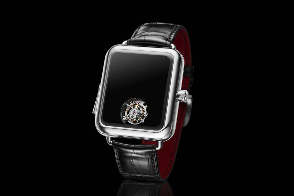 This $350,000 Watch Looks Like An Apple Watch, Only Does One Thing