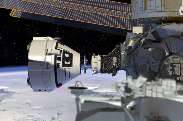 NASA Is Replacing An Astronaut On Boeing's First Crewed ...