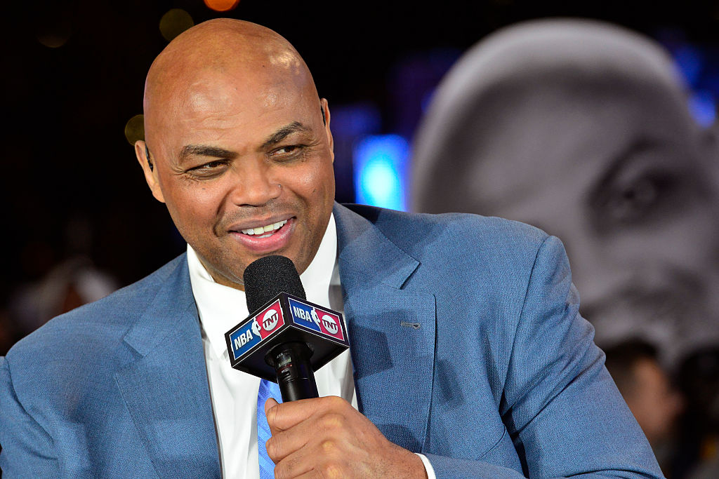 Charles Barkley To Jussie Smollett: You Should've Gone To