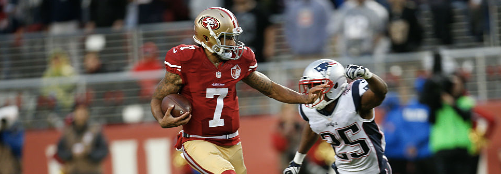 7 Reasons Colin Kaepernick Going to the Patriots Actually Makes Sense