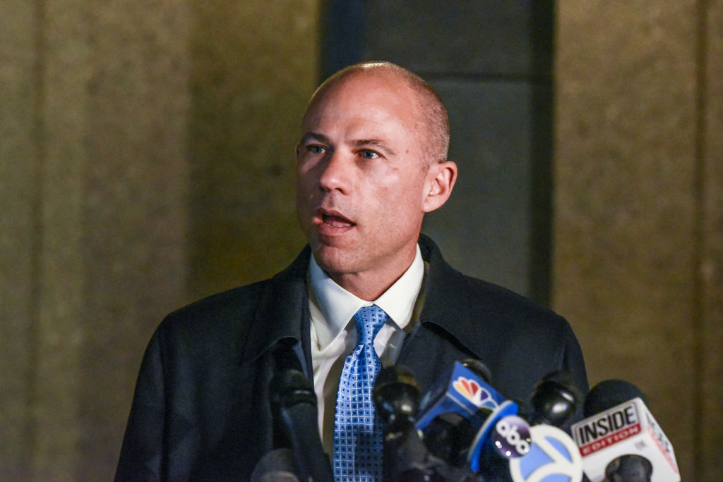 """Michael Avenatti Accuses Nike of """"Crime and Coverup"""" While Denying Extortion Charge"""