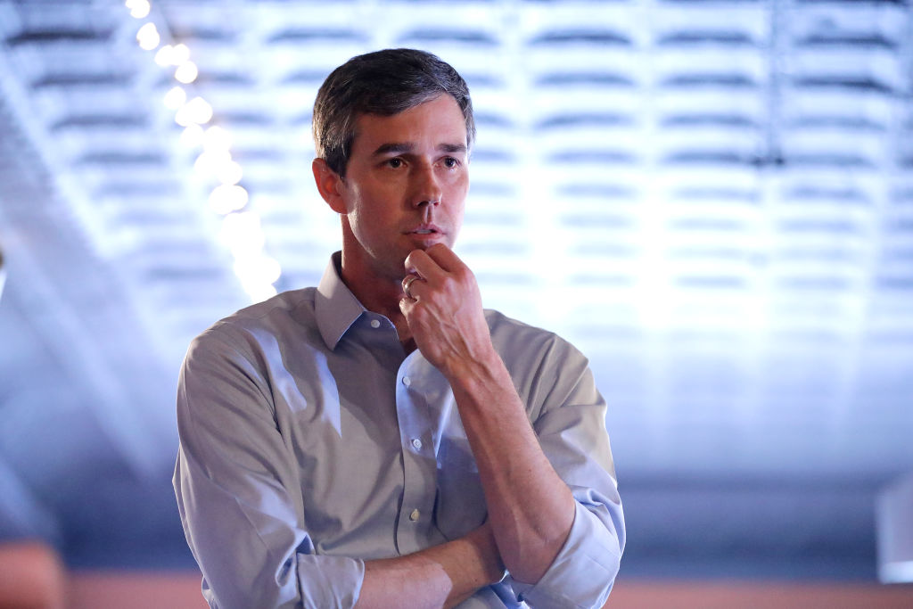 Beto O'Rourke Admits Being Member of Oldest Hacking Group in US