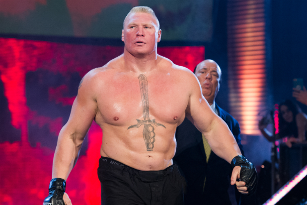 Will Brock Lesnar Leave WWE for UFC?